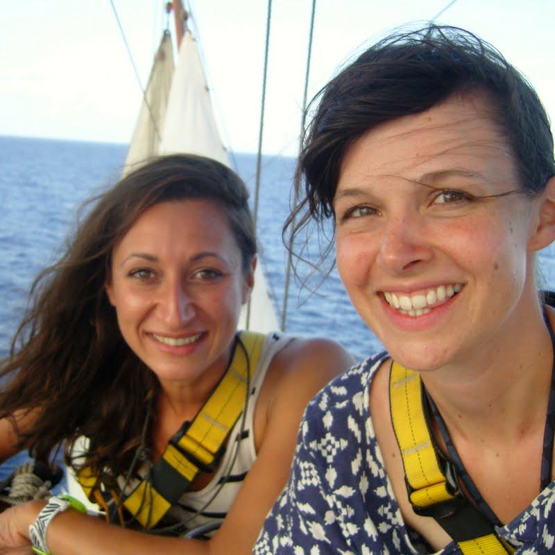 Larissa Clark Tori Howse Another World Adventures