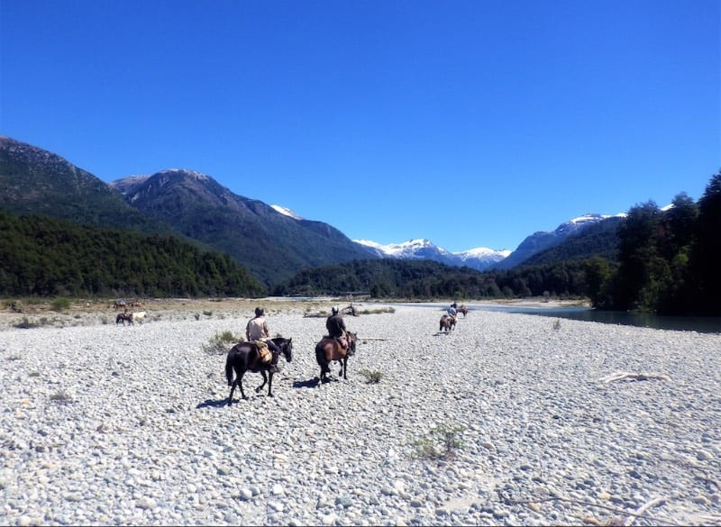 Horse Ride Across the Andes _2