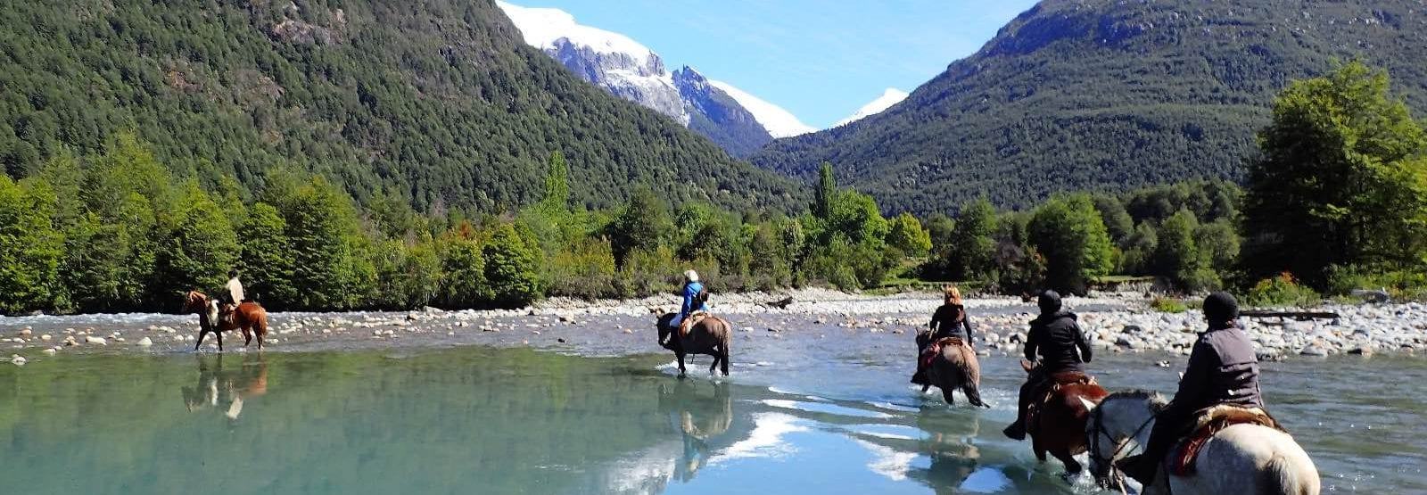 Horse Ride Across the Andes _7_