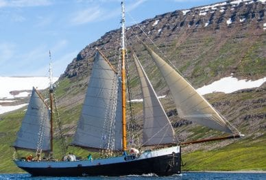 Sail Scotland to Iceland 91