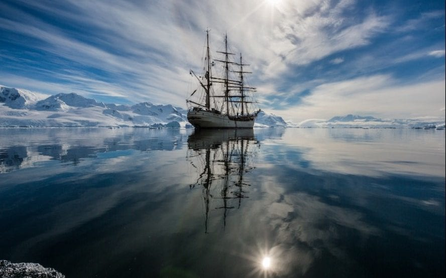 Rounding the Horn: A Sailing Adventure