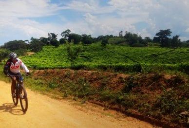 Challenging expeditions - Uganda Rwanda cycling
