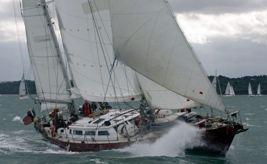 Around Britain Sailing Adventure
