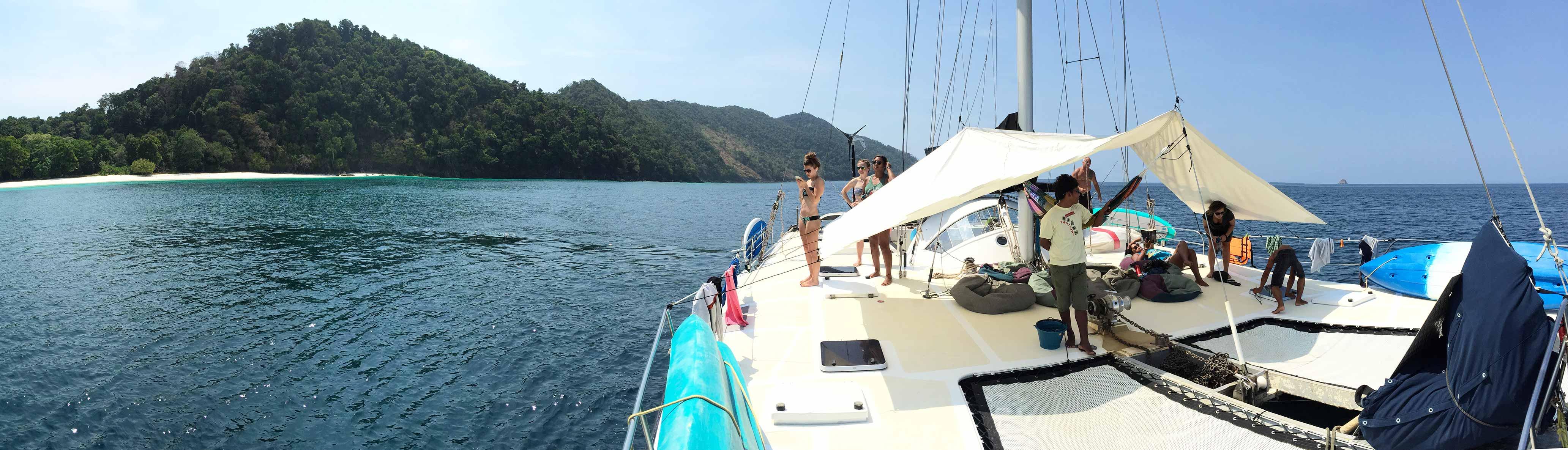 Myanmar (Burma) Sailing Experience ex Phuket (Comfort)