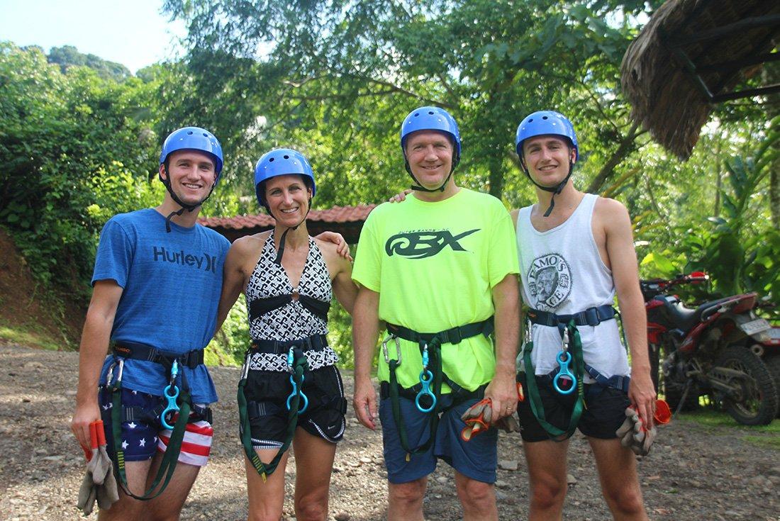 Costa Rica: Raft, Snorkel, Kayak & Hike