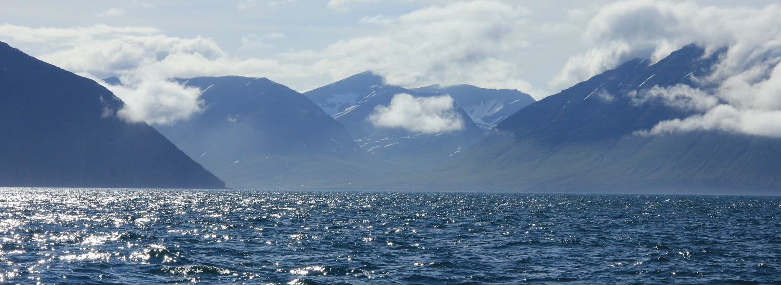 Aproaching Eyjafjordur 2