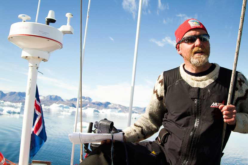 Sail East Greenland _1