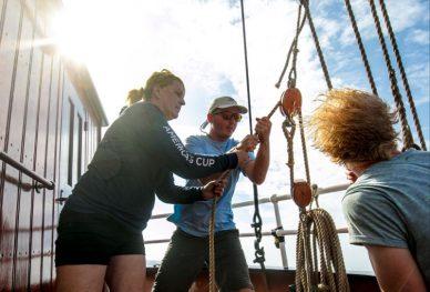 Transatlantic sailing Bermuda to Azores