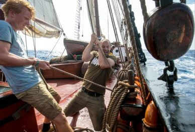 Sail Cape Verde