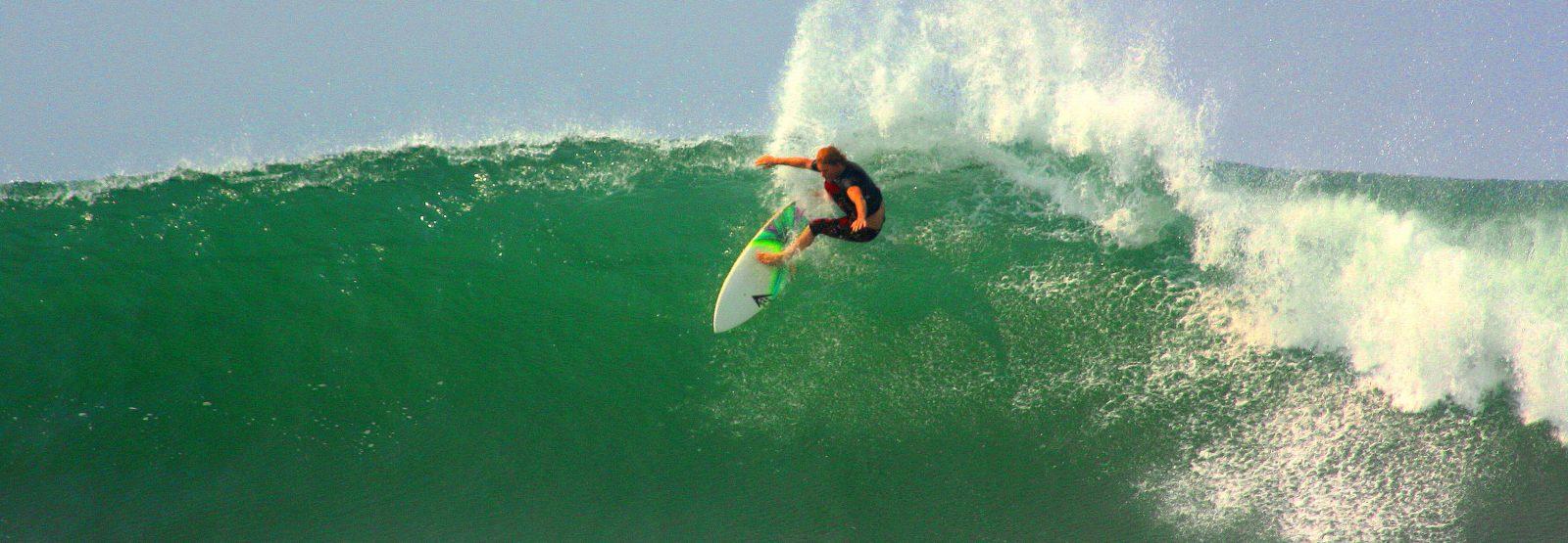 Surf and Adventure Trip El Salvador
