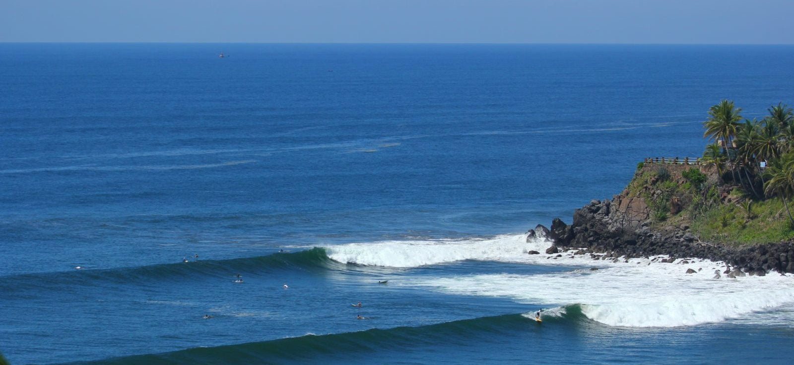 Surf and Adventure Trip El Salvador_las flores point break