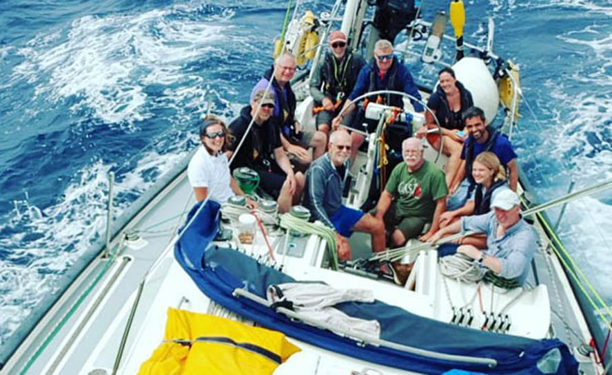 Canaries Cup Offshore Yacht Racing