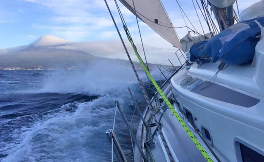 Bay of Biscay Sailing Masterclass
