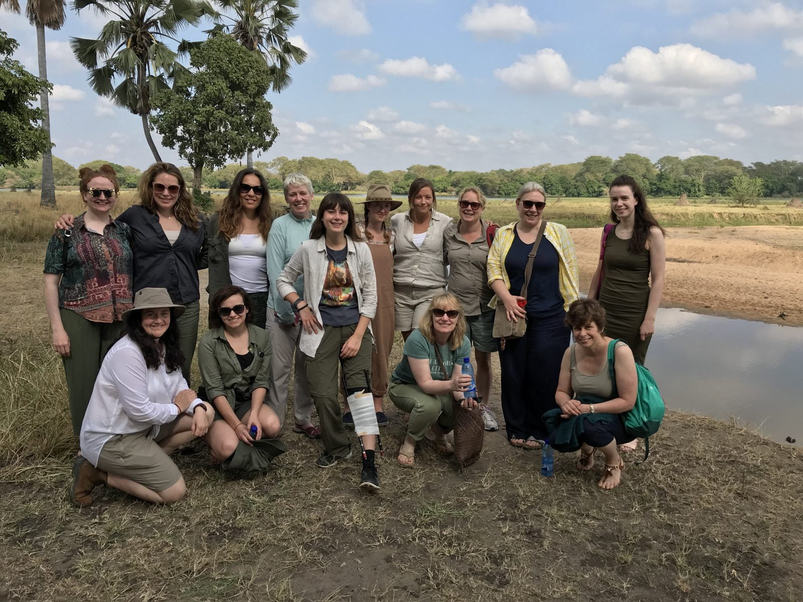 Womens Ex Wildlife Safari Team