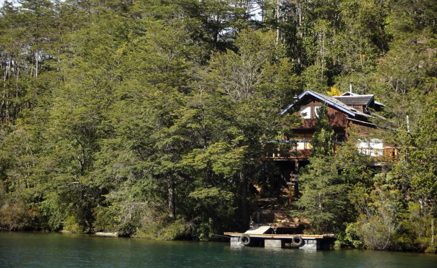 Private Island Escape in The Andes Another World Adventure Holiday (4)