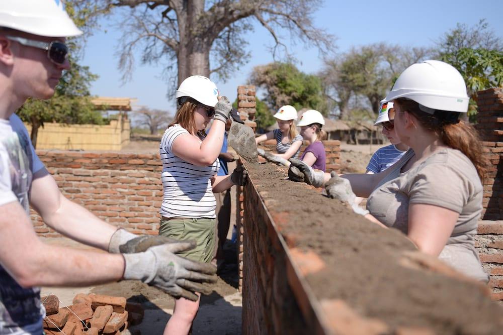 Building Walls Malawi