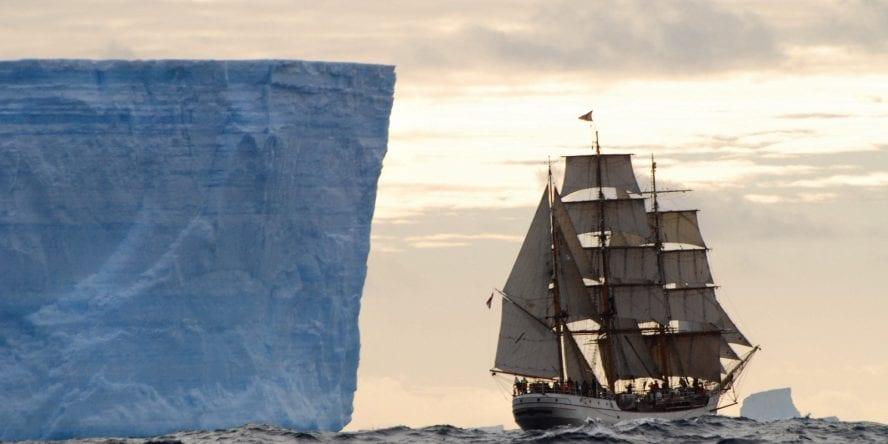 Sailing Antarctica Tall Ship Adventure (4)