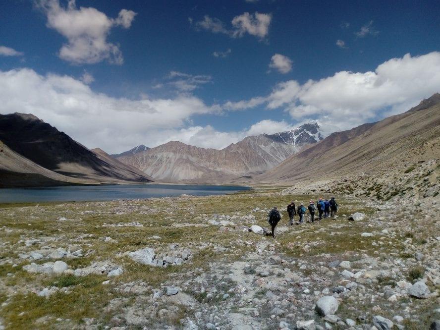 Trekking Tajikistan - Pamir Mountain Lakes