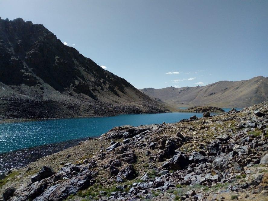 Trekking Tajikistan – Pamir Mountain Lakes