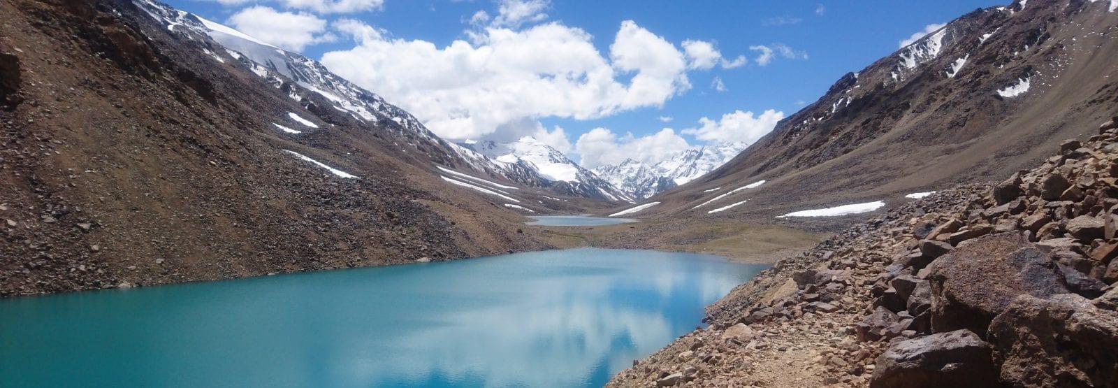 Trekking Tajikistan