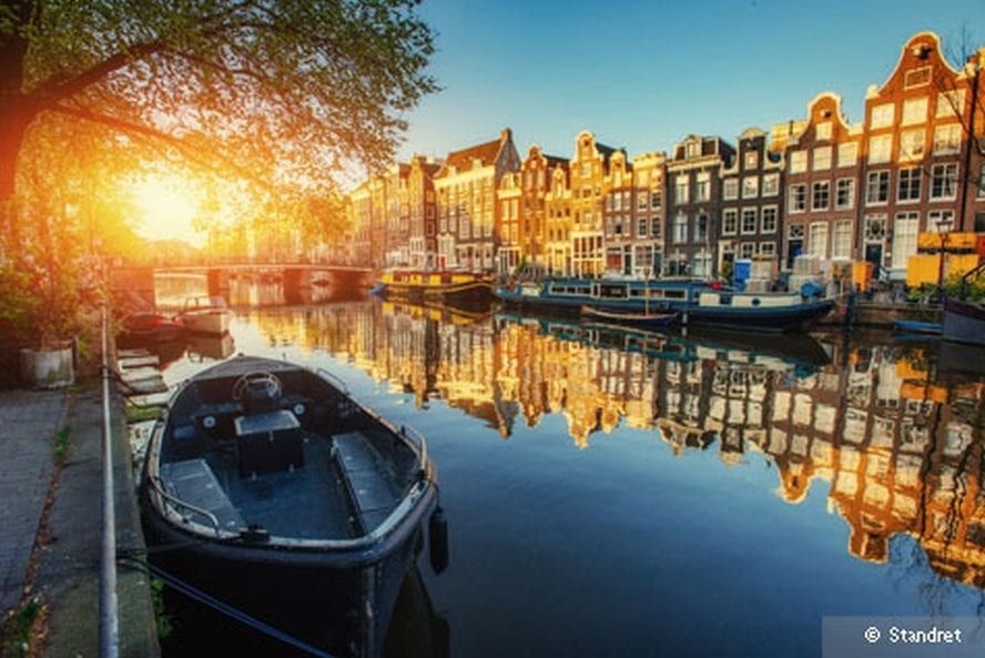 Amstersam © Standret shutterstock itinerary page