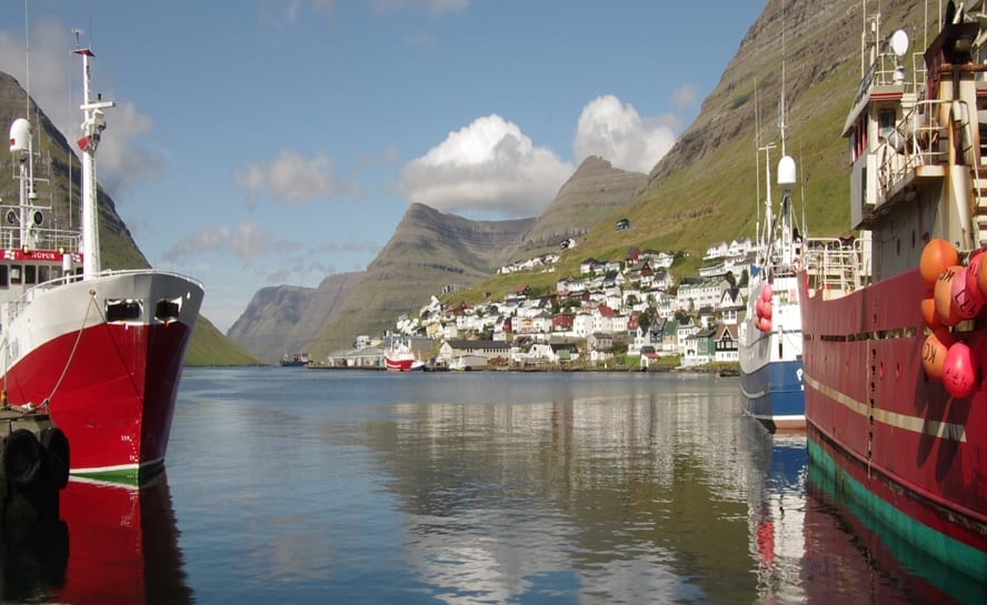 Adventure Sailing West Coast of Scotland to the Faroes