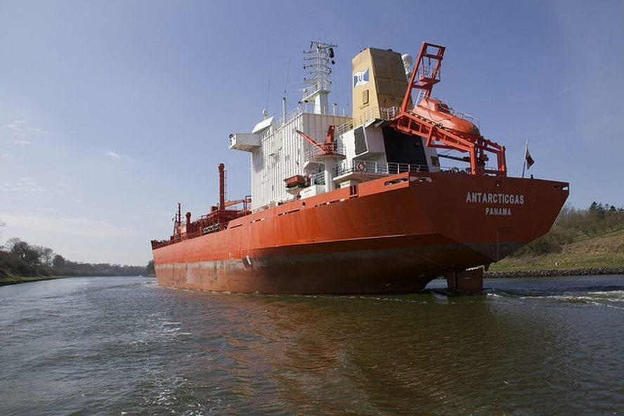 Kiel Canal – © Rubicon 3