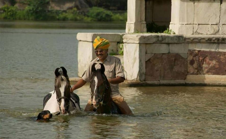 Balotra Fair India horse riding holiday