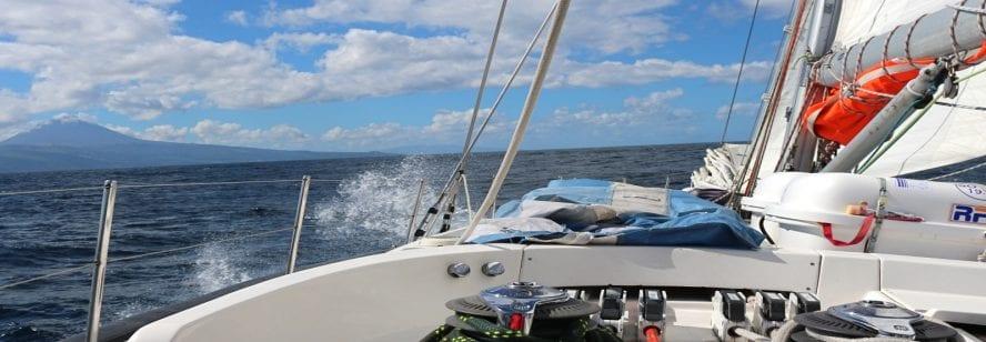 Sailing course Scotland to England