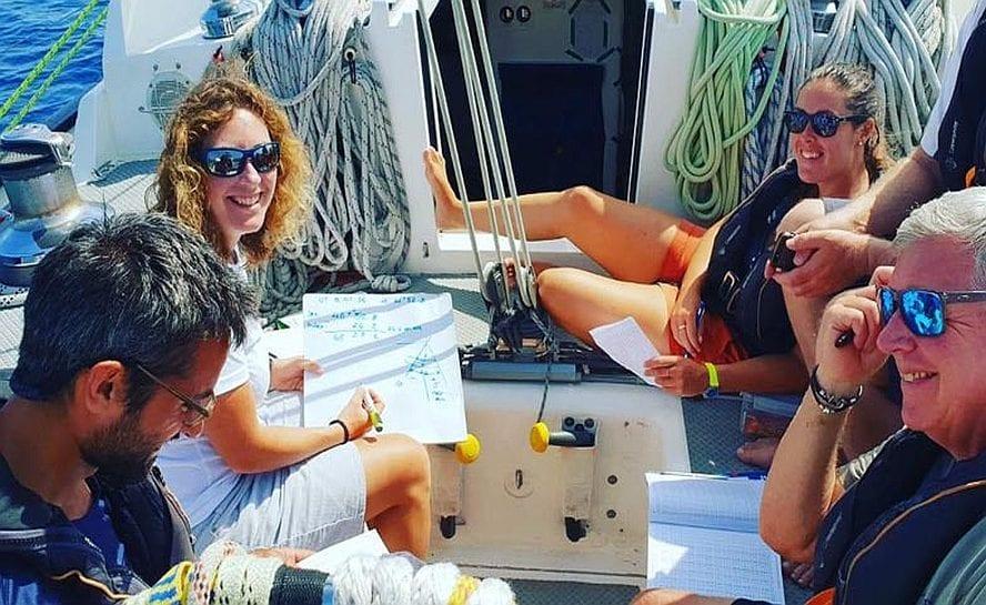 Ocean sailing madeira to azores 4