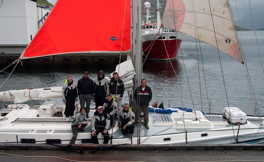 Training for heavy weather sailing_Introduction to offshore sailing