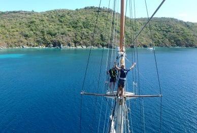 Sail St Martin to Bermuda