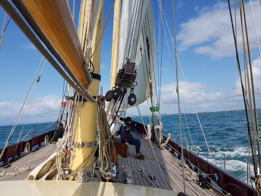 Irish Sea Adventure from Greenock to Falmouth