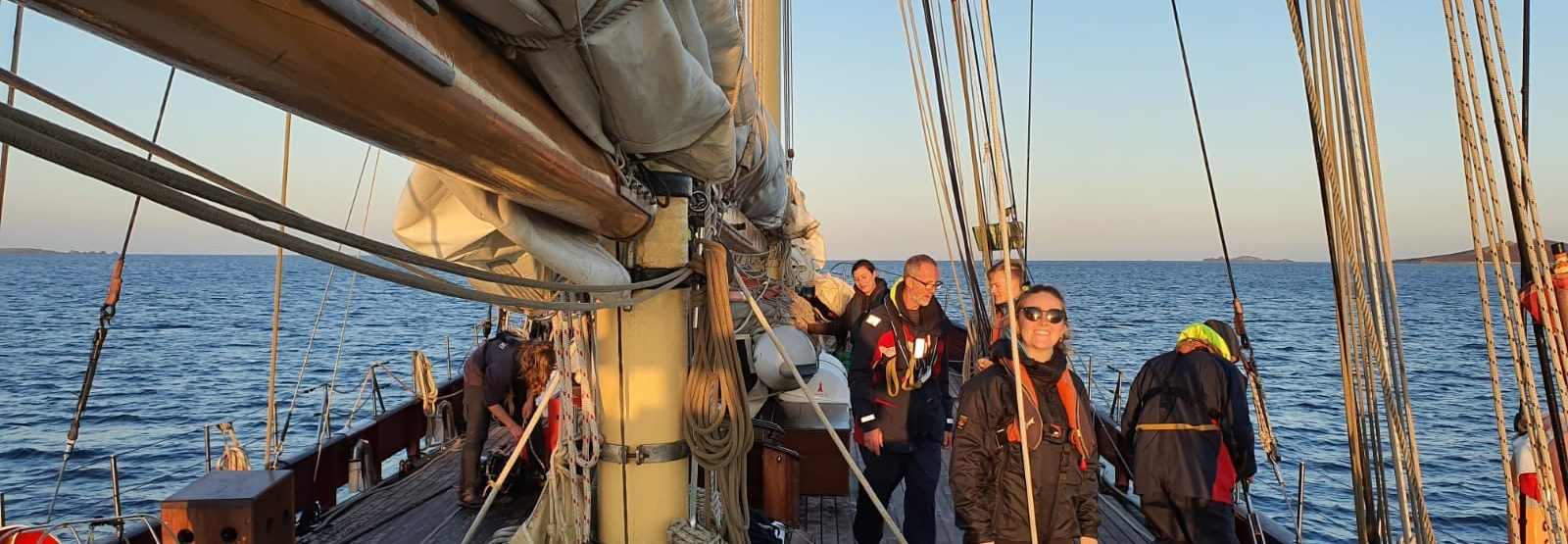 Outer Hebrides Sailing Adventure