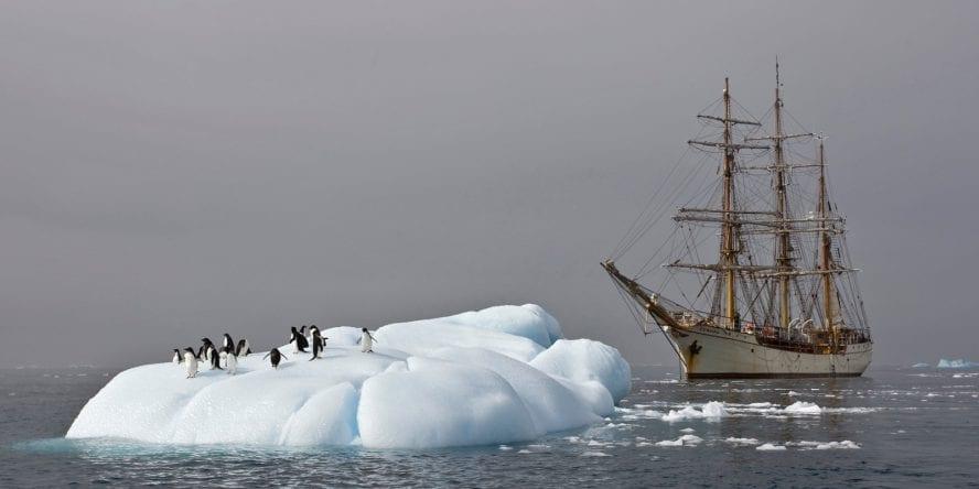 Antarctica Voyages