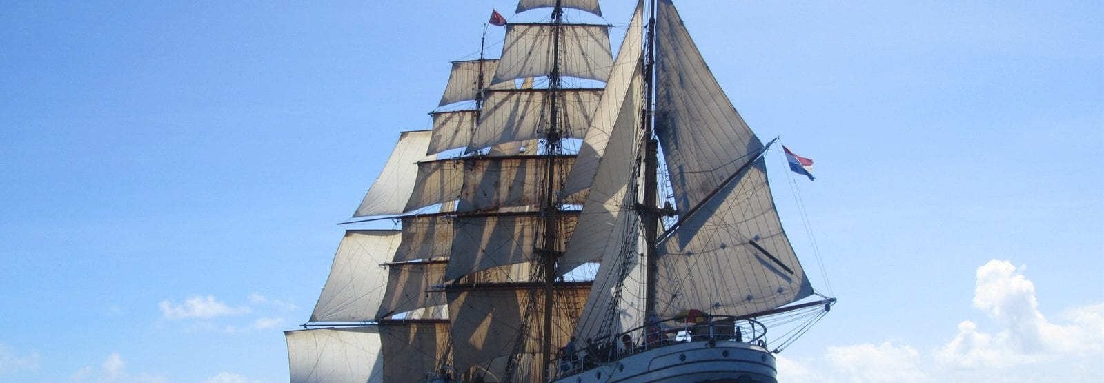 Pacific Voyage_tall ship
