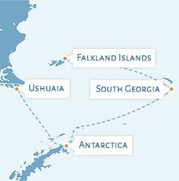 Sail South Georgia and Antarctica Expedition
