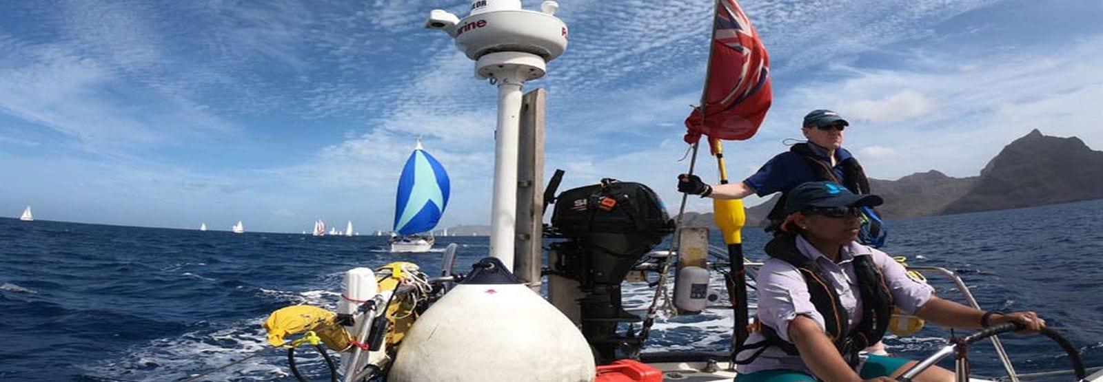 Sail Leg 2 of World ARC