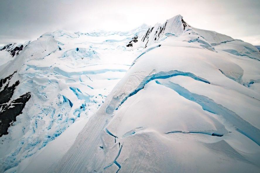 Blog Union Glacier Camp PicParadise Bay, Antarctica