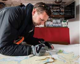 Sail England France Spain RYA Skipper Yachtmaster Sailing Voyage Training Another World Adventures (3)