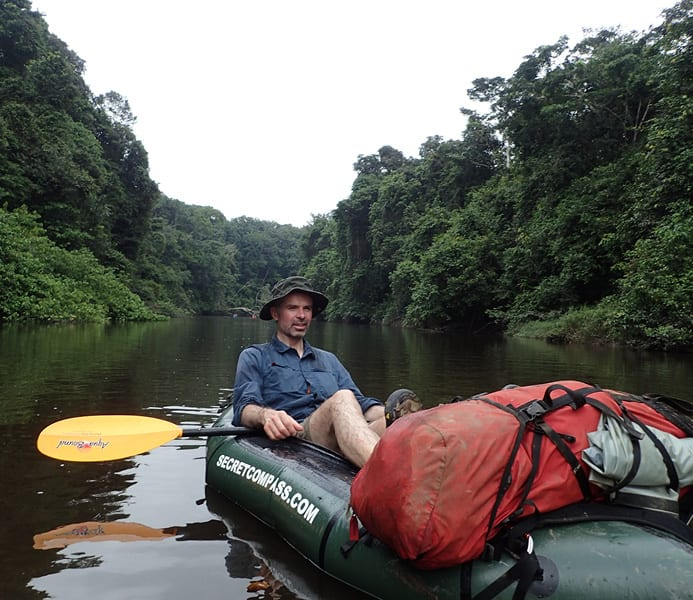 Republic of Congo Packraft Expedition