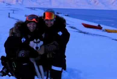 Hearts In The Ice - A Historic Account of the First Women to Overwinter In Svalbard