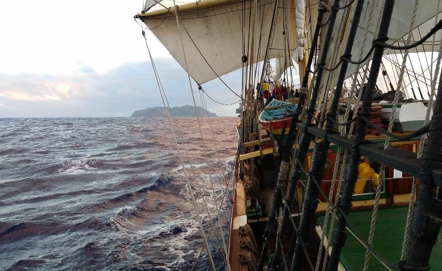 Sail Around The World As Crew In A Square Rigger last photo