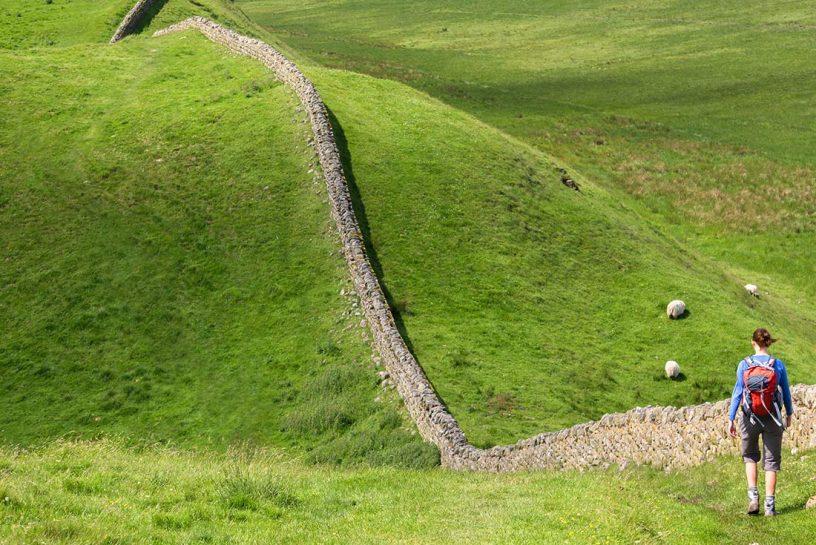 Walk Hadrian's Wall Highlights